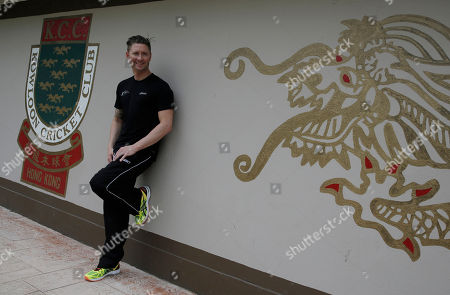 Michael Clarke Former Australia cricket captain Michael Clarke poses for photographers during a media meeting at the Kowloon Cricket Club in Hong Kong, . Cricket Australia says former Australia captain Michael Clarke has signed with Kowloon Cantons for a two-day Hong Kong Twenty20 tournament beginning May 28. Since retiring after Australia lost the Ashes in England last August, the 115-test veteran has played only one competitive match for local club side Western Sydney