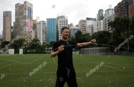 Michael Clarke Former Australia cricket captain Michael Clarke walks through a rope during a media meeting at the Kowloon Cricket Club in Hong Kong, . Cricket Australia says former Australia captain Michael Clarke has signed with Kowloon Cantons for a two-day Hong Kong Twenty20 tournament beginning May 28. Since retiring after Australia lost the Ashes in England last August, the 115-test veteran has played only one competitive match for local club side Western Sydney