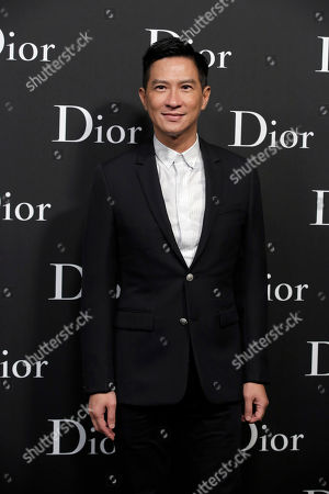 Editorial image of Hong Kong Dior Show