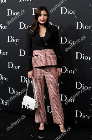 Editorial picture of Hong Kong Dior Show