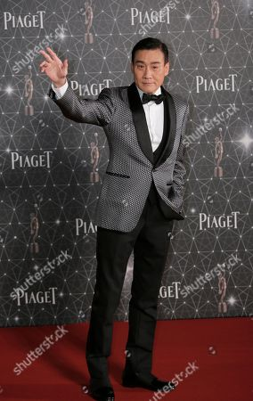Editorial picture of Hong Kong Film Awards