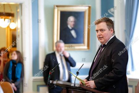 Editorial image of Iceland Offshore Accounts, Reykjavik, Iceland