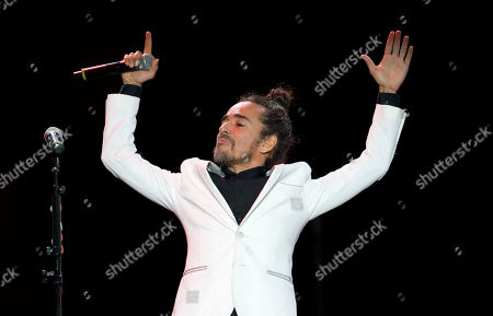 Ruben Albarran Ruben Albarran, lead singer of the Mexican rock band Cafe Tacuba, performs at the 17th edition of the Vive Latino music festival in Mexico City, . The Vive Latino Festival has become Latin America's biggest Latin rock celebration