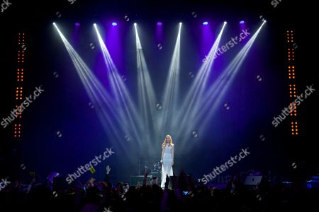 Lidia Isac Moldova's Lidia Isac performs during a Eurovision pre-party in Moscow, Russia, on . 2016 Eurovision song contest will take place in Stockholm, Sweden, in May