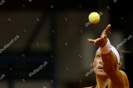 Editorial picture of Serbia Belgium Tennis Fed Cup