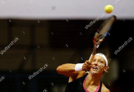 Editorial image of Serbia Belgium Tennis Fed Cup
