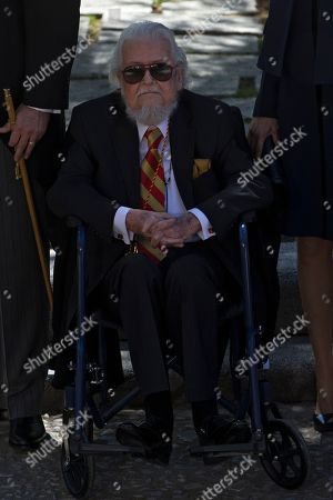 Fernando del Paso Mexican writer Fernando del Paso poses to the media after being awarded the Cervantes Prize during a ceremony at the University of Alcala de Henares, outskirts Madrid, Spain, . The Cervantes prize is the Spanish-speaking world's highest literary honor