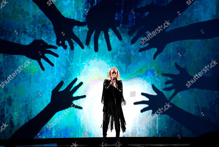 Editorial image of Sweden Eurovision Song Competition, Stockholm, Sweden