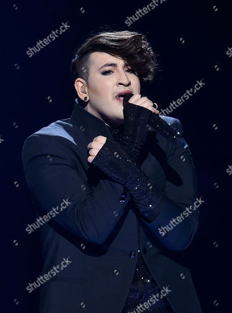 Editorial photo of Sweden Eurovision Song Competition, Stockholm, Sweden