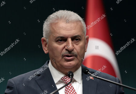 Binali Yildirim Binali Yildirim, who replaces the outgoing prime minister, Ahmet Davutoglu, announces his Cabinet after a meeting with President Recep Tayyip Erdogan in Ankara, Turkey, . Erdogan has approved a new government formed by his trusted ally who has pledged to push through constitutional reforms that would expand the powers of the presidency