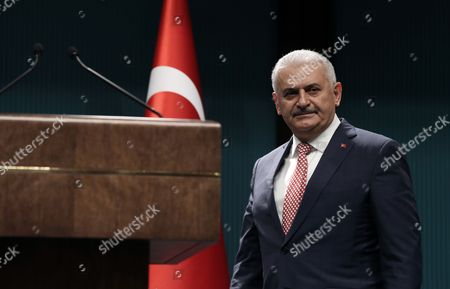 Binali Yildirim Binali Yildirim, who replaces the outgoing prime minister, Ahmet Davutoglu, arrives to announce his Cabinet after a meeting with President Recep Tayyip Erdogan in Ankara, Turkey, . Erdogan has approved a new government formed by his trusted ally who has pledged to push through constitutional reforms that would expand the powers of the presidency