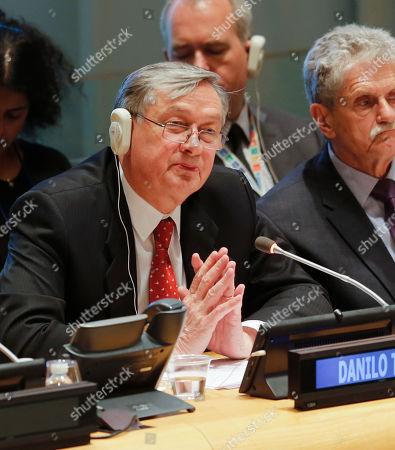 Editorial image of UN-Next Secretary-General