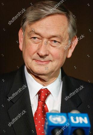Editorial picture of UN-Next Secretary-General