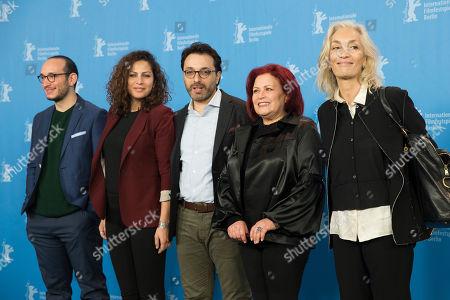 Editorial image of Germany Berlin Film Festival 2016, Berlin, Germany