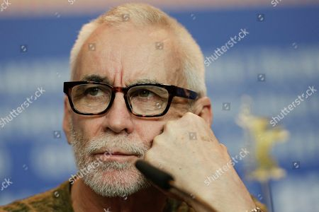 Director Lee Tamahori attends a news conference for the competition film 'The Patriarch' at the 2016 Berlinale Film Festival in Berlin