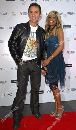 Bruno Tonioli and Cece Sammy