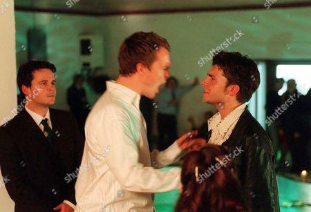 Jamie Draven and Ciaran McMenamin in 'Watermelon' - 2003