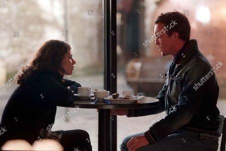 Anna Friel and Ciaran McMenamin in 'Watermelon' - 2003