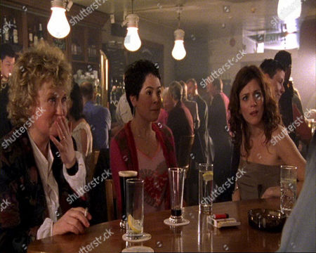 Brenda Fricker, Elaine Cassidy and Anna Friel in 'Watermelon' - 2003