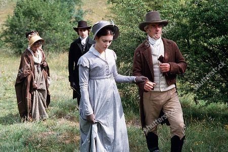Kate Beckinsale and James Hazeldine in 'Emma' - 1996
