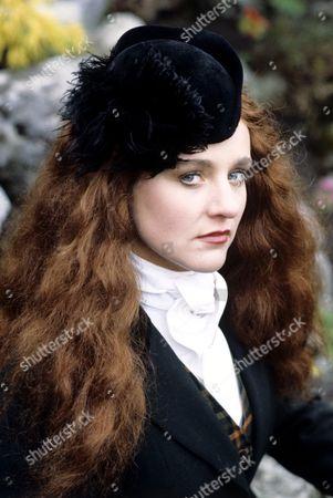 Gail Harrison in 'Brass' - 1983
