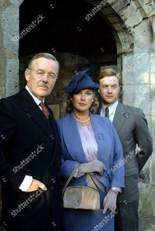 'Capstick's Law' -  1989 Edward Capstick [William Gaunt], Madge Capstick [Wanda Ventham] and Jonty Capstick [Christopher Villiers]