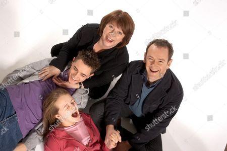 'Life Begins' - 2006 Caroline Quentin, Alexander Armstrong, Elliot Henderson-Boyle and Ace Ryan