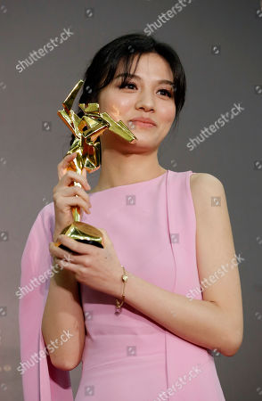 Jessie Li Chinese actress Jessie Li poses after winning the Best Newcomer award of the Asian Film Awards in Macau