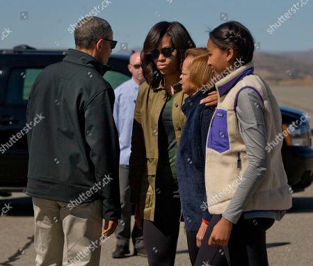 Editorial picture of Obama US Argentina, Bariloche, Argentina