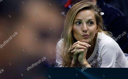 Editorial picture of Serbia Kazakhstan Davis Cup Tennis