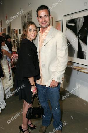 Sarah Michelle Gellar and Freddie Prinze Jnr