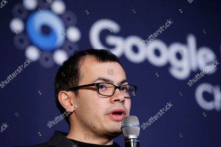 Demis Hassabis Google DeepMind CEO Demis Hassabis answers a reporter's question during a press conference after finishing the final match of the Google DeepMind Challenge Match in Seoul, South Korea, . Google's Go-playing computer program again defeated its human opponent in a final match on Tuesday that sealed its 4:1 victory