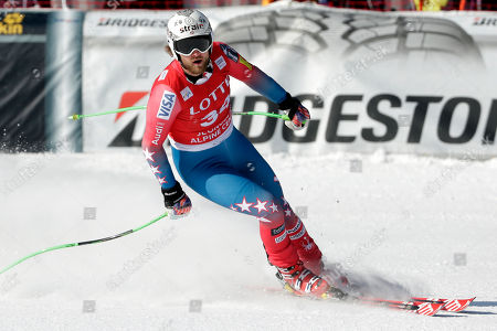 Wiley Maple The United States' Wiley Maple crosses the finish line during a men's World Cup super-G race, also a test event for the Pyeongchang 2018 Winter Olympics, at the Jeongseon Alpine Centre in Jeongseon, South Korea