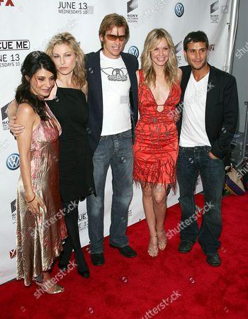 Callie Thorne, Tatum O'Neal, Denis Leary, Andrea Roth and Steve