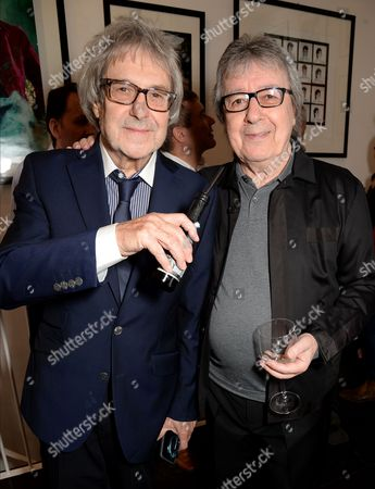 Editorial image of 'Around the World in 80 Years by Bill Wyman' private view, Proud Chelsea, London, UK - 24 Oct 2016