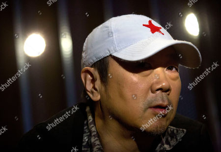 Cui Jian Veteran Chinese rock star Cui Jian pauses while speaking during an interview in Beijing. China's Godfather of rock Cui said his message of personal freedom hasn't changed in his new album, even if the world has