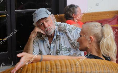 Editorial image of Cuba Hemingway Film, Havana, Cuba