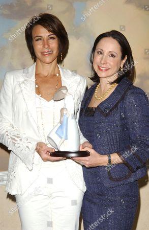 Giselle Fernandez and Ava Shamban