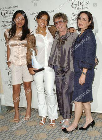Editorial image of 'Girlz in the Hood' Women of Achievement Awards, Los Angeles, America - 06 Jun 2007