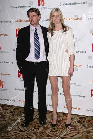 Matthew and Alexandra Reeve