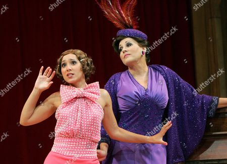 Sophia Ragavelas (Baby Rose) and Lorna Luft (Mrs Phyllis Owen)