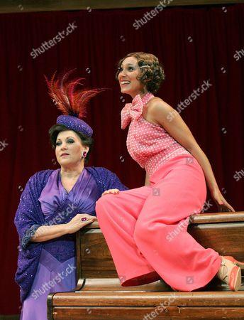 Sophia Ragavelas (Baby Rose) and Lorna Luft (Mrs Phyllis Owen)