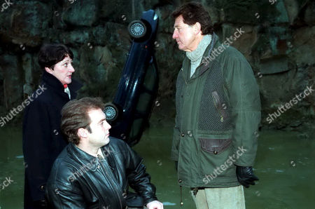 'Emmerdale'  TV - 1997 - Frank Tate [Norman Bowler]