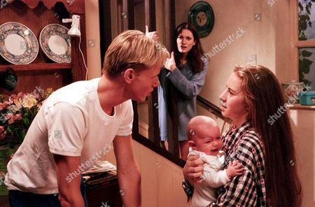 'Emmerdale'  TV - 1997  Rebecca Loudonsack
