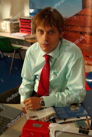 Finlay Robertson in 'Life Begins' - 2006