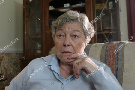 Stock Image of Rosemary Leach in 'Afterlife' - 2006