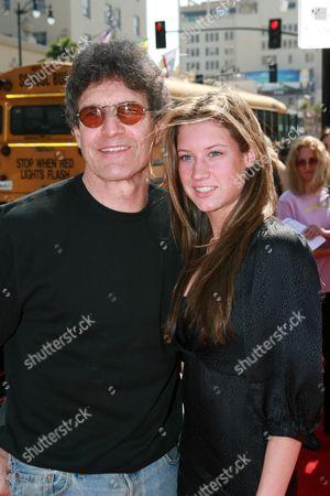 Alan Horn and daughter Cassidy Horn