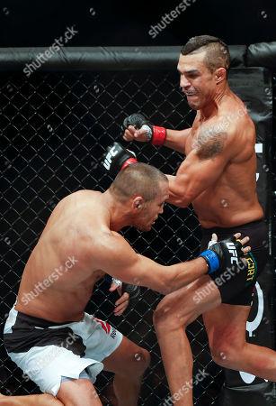 Editorial image of Brazil UFC Mixed Martial Arts, Sao Paulo, Brazil