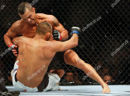 Editorial photo of Brazil UFC Mixed Martial Arts, Sao Paulo, Brazil