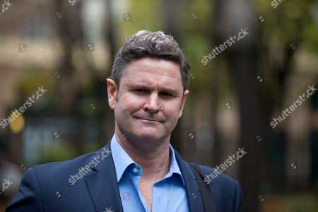 Stock Photo of Chris Cairns Former New Zealand cricket captain Chris Cairns arrives for his perjury trial at Southwark Crown Court in London, . Cairns is accused of lying during a libel action against Indian Premier League founder Lalit Modi, and is facing charges of perjury and perverting the course of justice